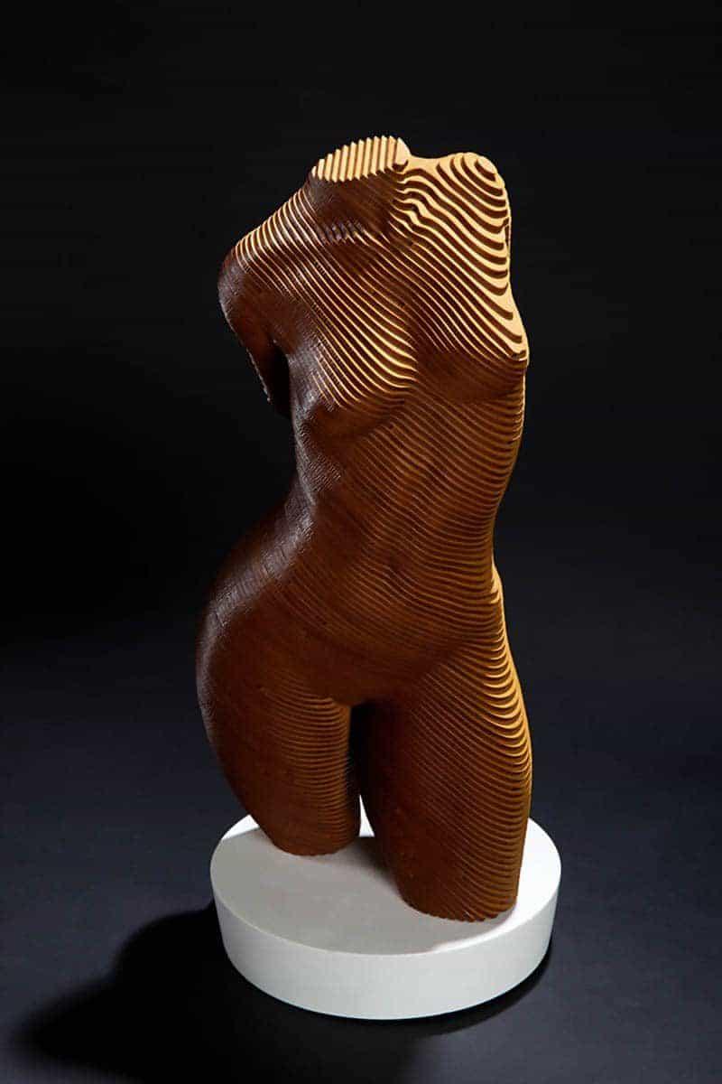 Olivier DUHAMEL Artiste peintre à la Galerie d'Art Sylvie Platini Lyon Annecy