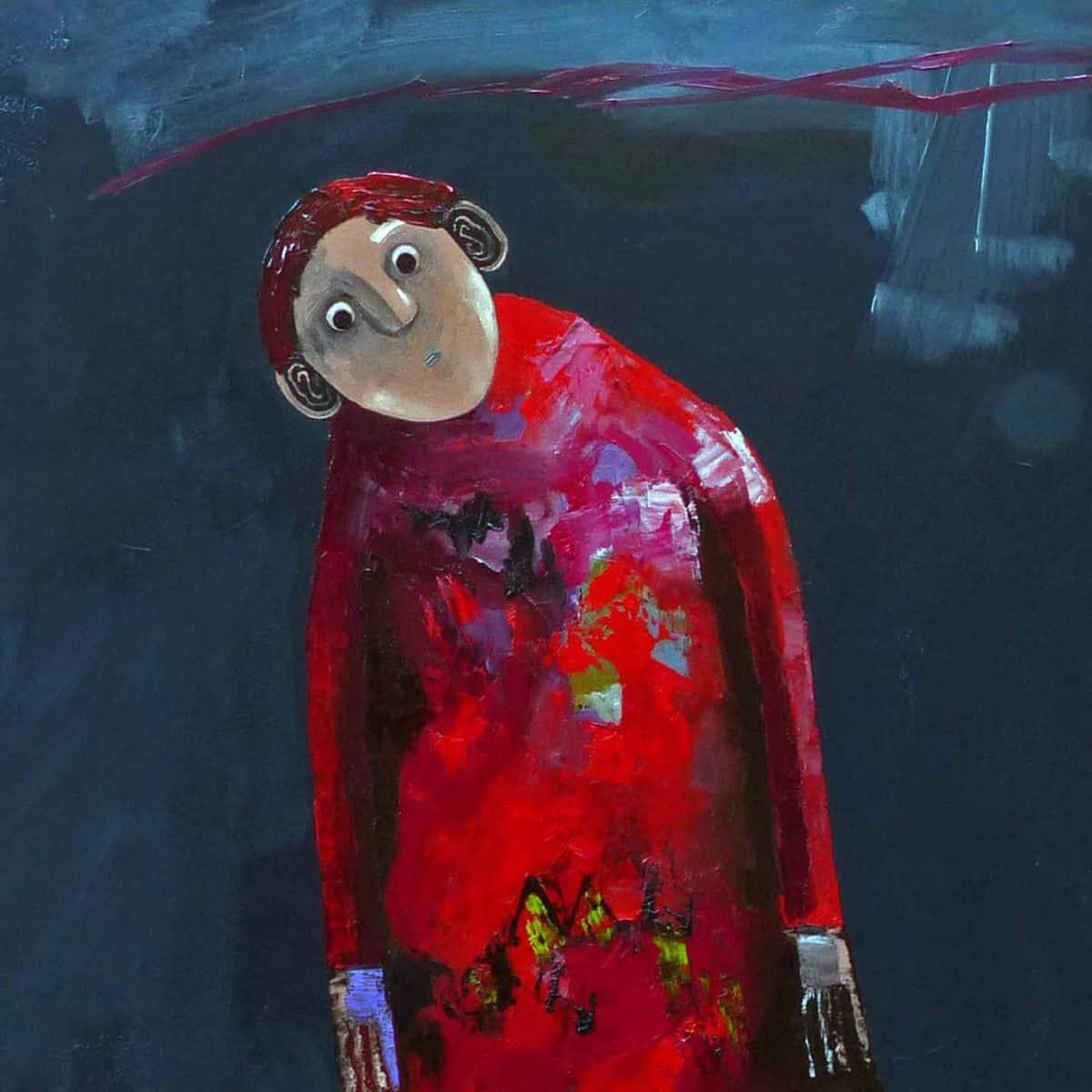 Pascal MARCEL Artiste Peintre Galerie d'Art Sylvie Platini Lyon Annecy
