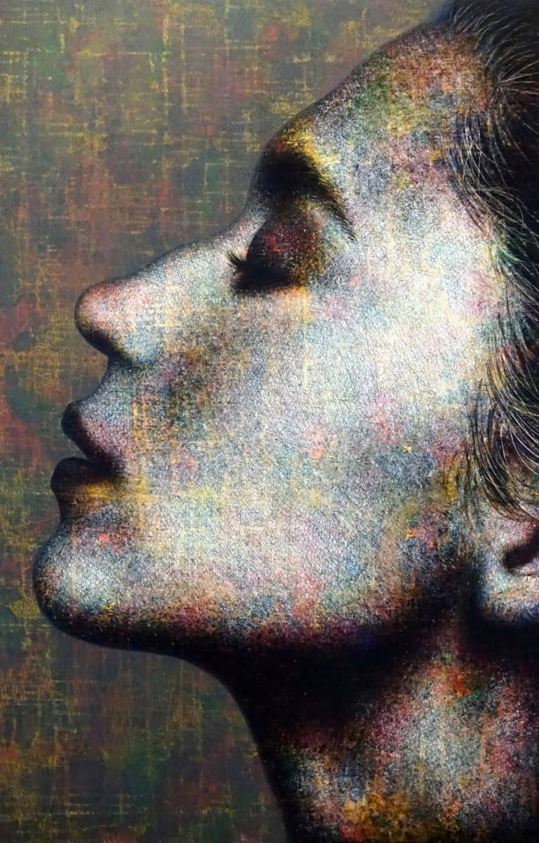 Rémi PLANCHE Artiste Peintre Galerie d'Art Sylvie Platini Lyon Annecy