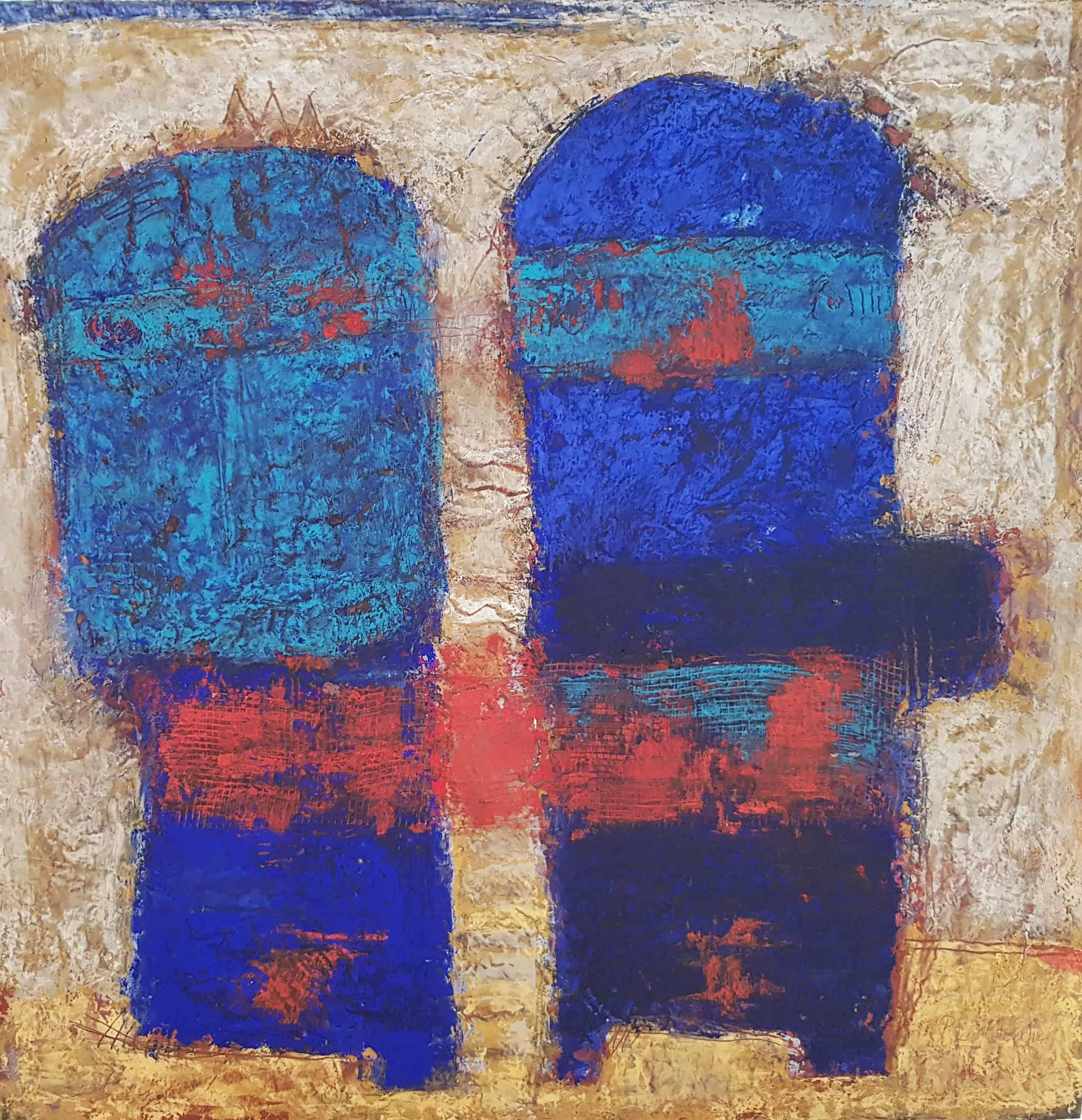 FERIA Artiste Peintre Galerie d'Art Sylvie Platini Lyon Annecy