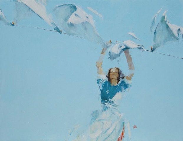Jean Marie DROUET Artiste Peintre Galerie d'Art Sylvie Platini Lyon Annecy