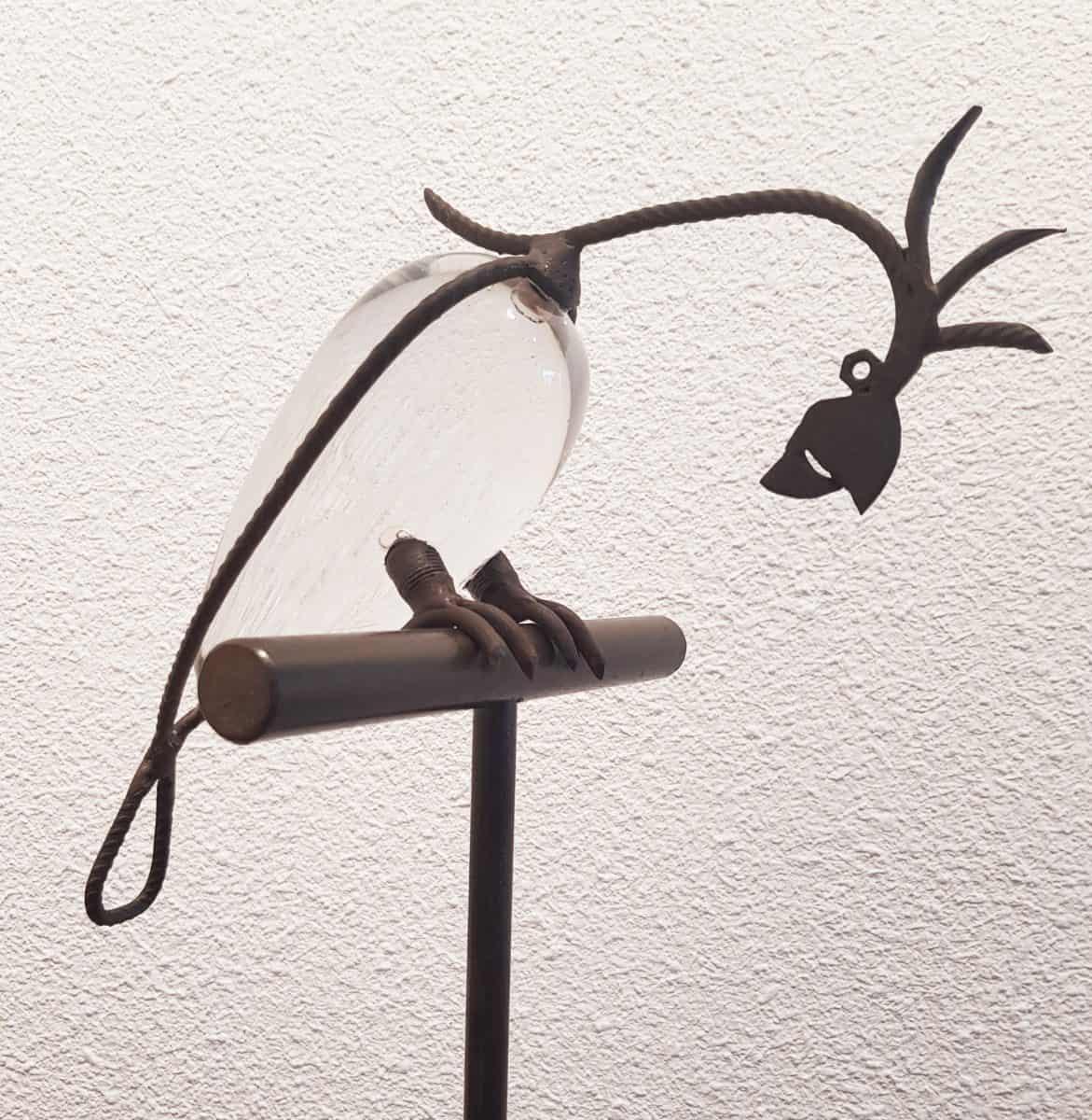Roselyne CONIL Artiste Sculpteur sculpture à la Galerie d'Art Sylvie Platini Lyon Annecy