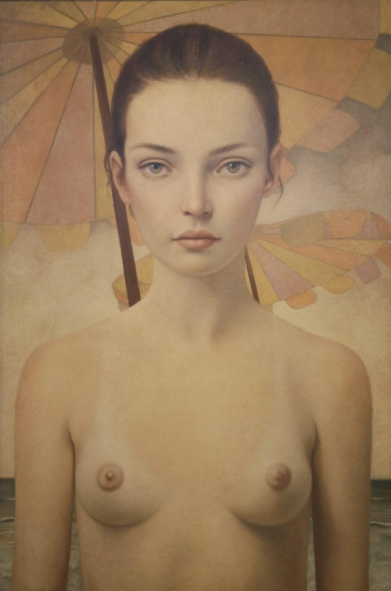 Louis TRESERRAS Artiste Peintre Galerie d'Art Sylvie Platini Lyon Annecy