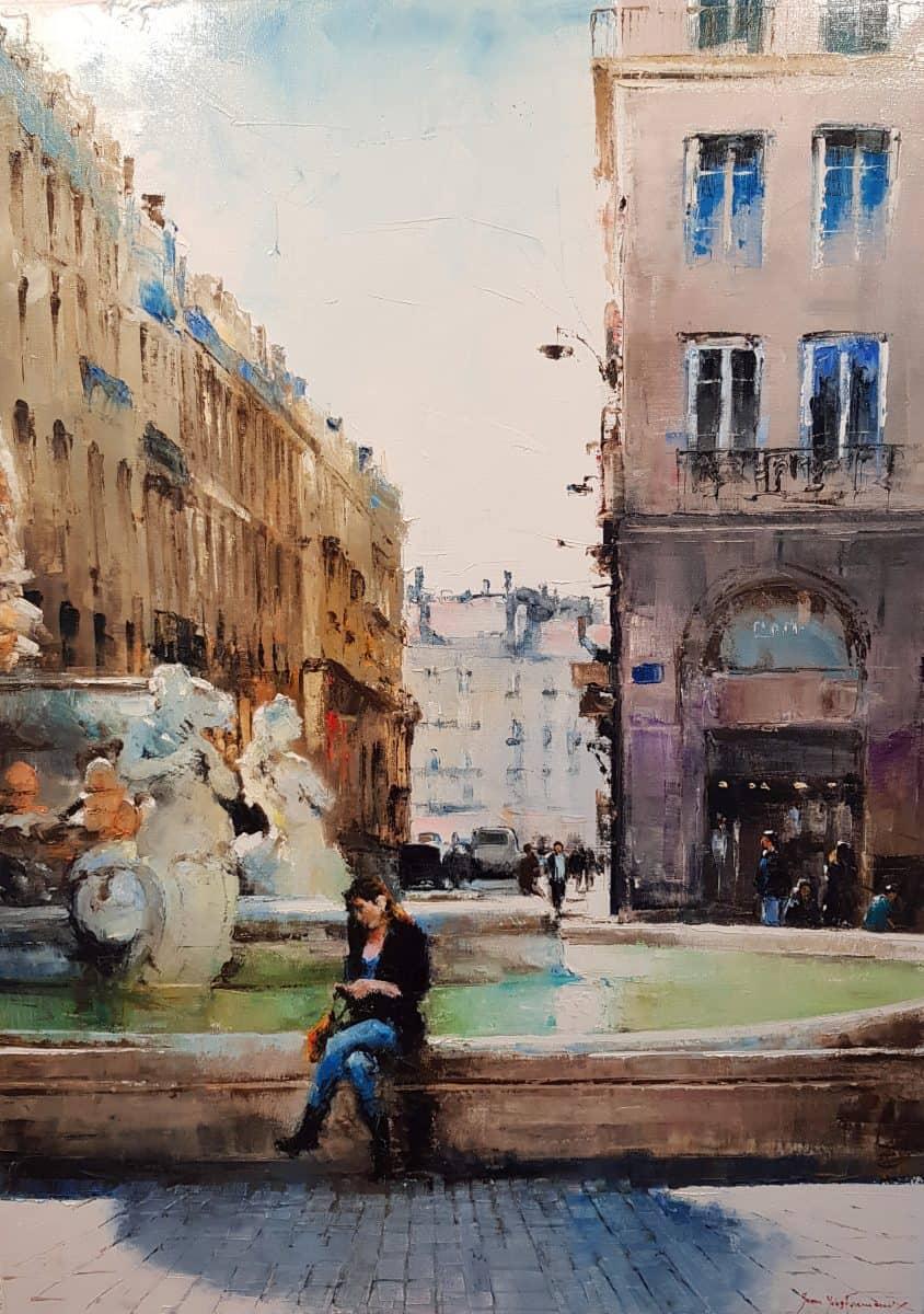 Artistes Peintres et Sculpteurs Galerie d'Art Annecy Lyon